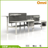 2016 New Hot Sell Height Adjustable Table with Workstaton (OM-AD-022)