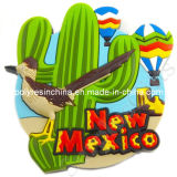 Soft PVC 3D Magnet Sticker with Good Colors Finished