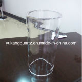 High Quality High Density Transparent/Clear Quartz Tube