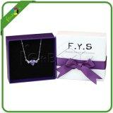 Make Paper Jewelry Box, Gift Box, Jewelry Display Box (IGB-PJB0133)