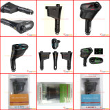 Car FM Transmitter with Line out Function/Car FM Transmitter