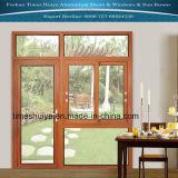 Aluminum Sliding Window with Tempered (Toughened) Glazing