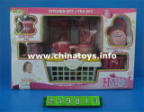 Plastic Combination Set, Cooking Set Toy (259813)