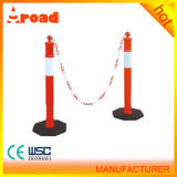 Hot Sales Woven Bags Packing T-Top Delineator Post Warning Post