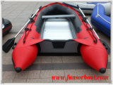 Inflatable Rubber Boat with Aluminum Floor (FWS-A320)