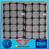 Strong Tensile Polypropylene Biaxial PP Plastic Geogrid