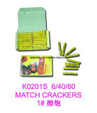Match Cracker Firecrackers (K0201)