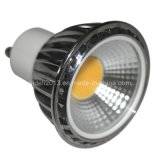 Dimmable COB LED Bulb Spot Light GU10 E27 5W
