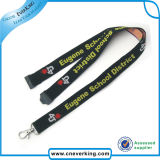 Eco-Friendly Lanyard with Breakaway Clip