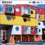 Prefab Modular Shipping Container House Container Hotel