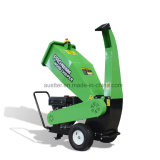 15 HP Maneuverable Forestry Use Wood Chipper Machine with TUV Ce