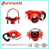 Ductile Iron U Bolt Mechanical Tee (FM/UL)