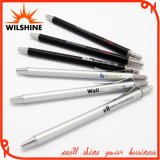 Mini Metal Ball Pen in Satin Silver Color (BP0103)
