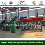 U Type Rubber Sheet Cooler Machine & Rubber Batch off Cooling Line