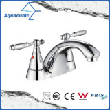 "4"" Fashion Bathroom Lavatory Sink Faucet (AF0094-6C)"