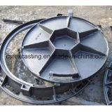 OEM Ductile /Iron Telecom Chamber Manhole Covers