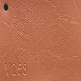 Classical PVC PU Synthetic Microfiber Leather for Sofa (HS-QF14)