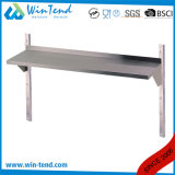 Manufactory Commercial Stainless Steel Kitchen Hanging Shelf Removable for Cleaning