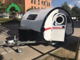 Aluminium Caravan Teardrop Travel Camper Trailer