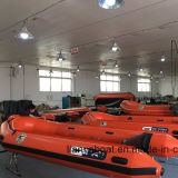 Liya Inflatable Boats Small Motor Boats Folding Boat for Sale