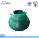 High Manganese Steel Metso Cone Crusher Parts Concave and Mantle