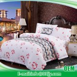 Customized Discount 100% Cotton Hotel Bedding for Printed
