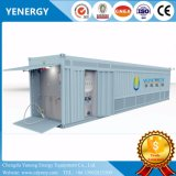 Automatic Portable LNG Filling Station with 20m³ LNG Storage Tank