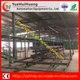 High Quality Automatic Frame Electrophoresis Coating Painting Line