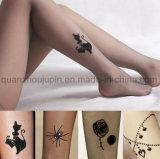 Custom Hot Sale Tattoo Nylon Socks Hose Stocking