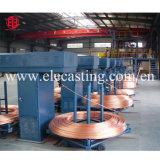 Upward Continuous Cathod Copper Casting Machine