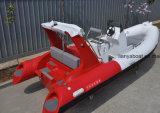 Liya 5.2m Fiberglass Hull Material Center Console Fishing Boat