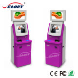 Multi Function Card Dispenser Kiosk with Pass Port Scanning, ID Card Scan