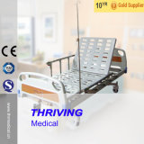 Economical 2-Function Medical Manual Patient Bed