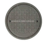 Round Ductile Iron Manhole Cover and Frame En124 Manufacturer