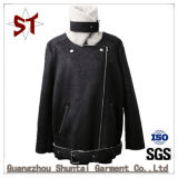 High Quality Clothes Inside Black Winter Down Jacket for Women