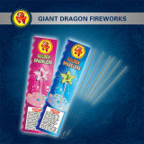 """7"""" Iron Wire Gold Sparklers/Fireworks and Firecrackers"""