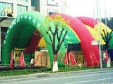 Large PVC Inflatable Tent (CZP-073)