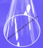 Od300-500mm Large Diameter Clear Quartz Tubes (GE214)