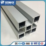 Industrial Anodized Aluminium Extrusion Profile for Production Line Assembly Workshop