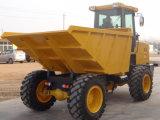 1 - 10 Ton Capacity (Load) and 4X4 Dumper Truck
