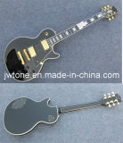 Black Beauty Block Inlay Lp Electric Guitar