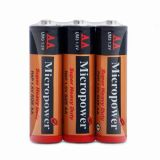 Good Quality 1.5V AA Dry Battery (AA/R6P/UM3)