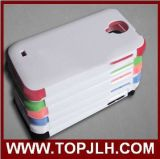 Top Quality TPU Plus PC Sublimation Mobile Case for Samsung Galaxy S4