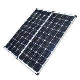 High Efficiency 90W Mono Solar Panel with 18V Voltage