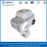 Quick Open Electric Control Actuator