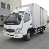 Tking 4X2 Light LHD Minivan 3ton Van Truck
