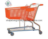 Plastic Shopping Trolley 100L, 150L, 180L (PL Series)