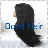18inch Peruvian Human Hair Full Lace Wigs