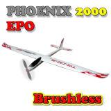 Eg-7423-2.4 2.4g 6-CH Brushless Model Plane Phoenix 2000 Epo