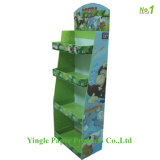 Electronic Product Display, Paper Display, Floor Display Stand (FD-YL09)